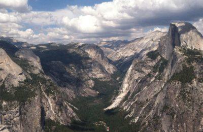 Summer in Yosemite National Park